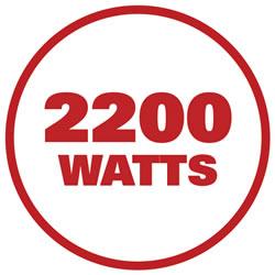 2200-watts